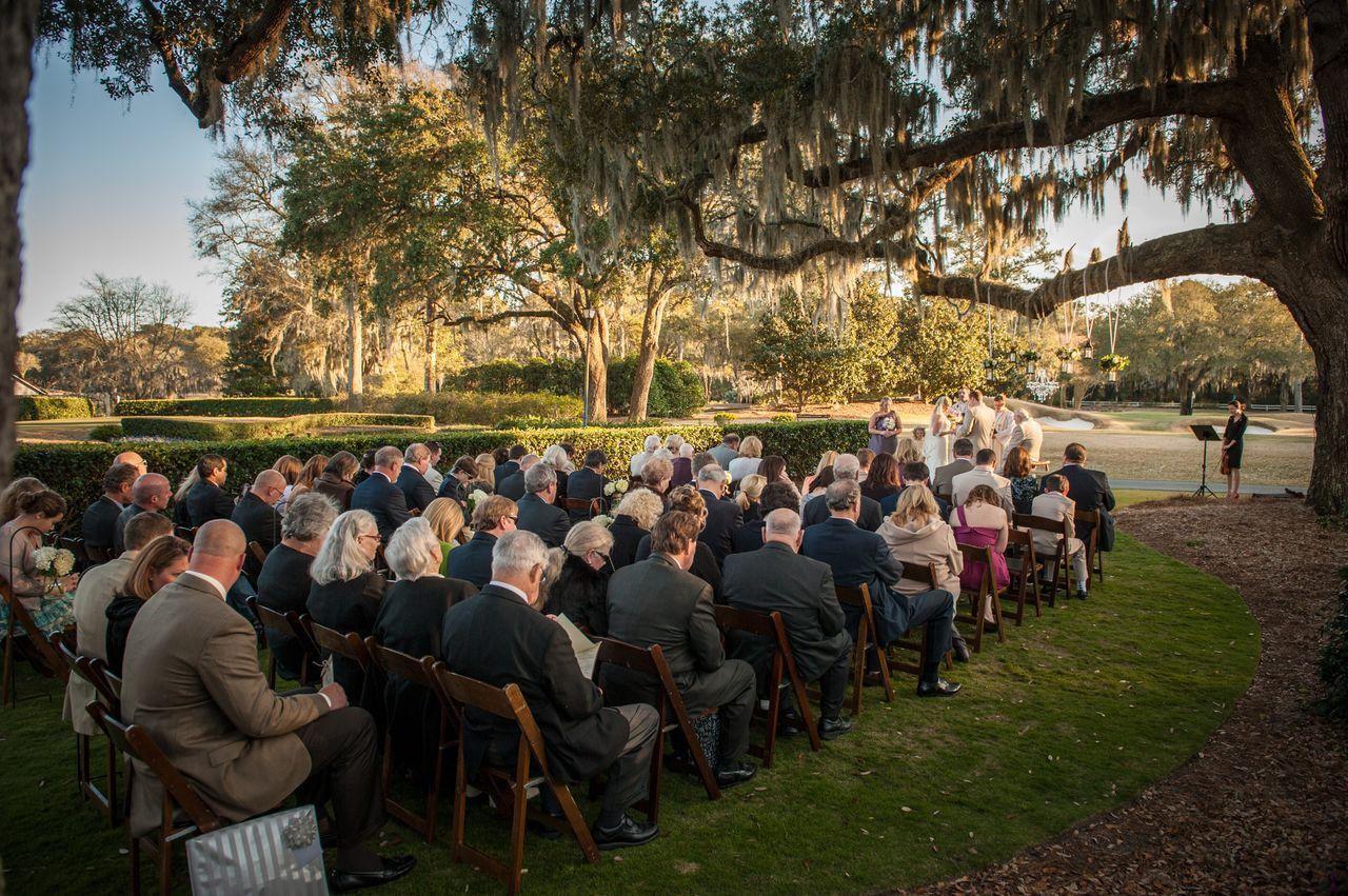 Pawleys Island Wedding Venue - Caledonia Golf & FishClub