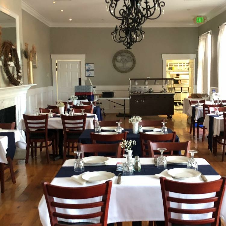 Wedgefield Country Club - Dining room