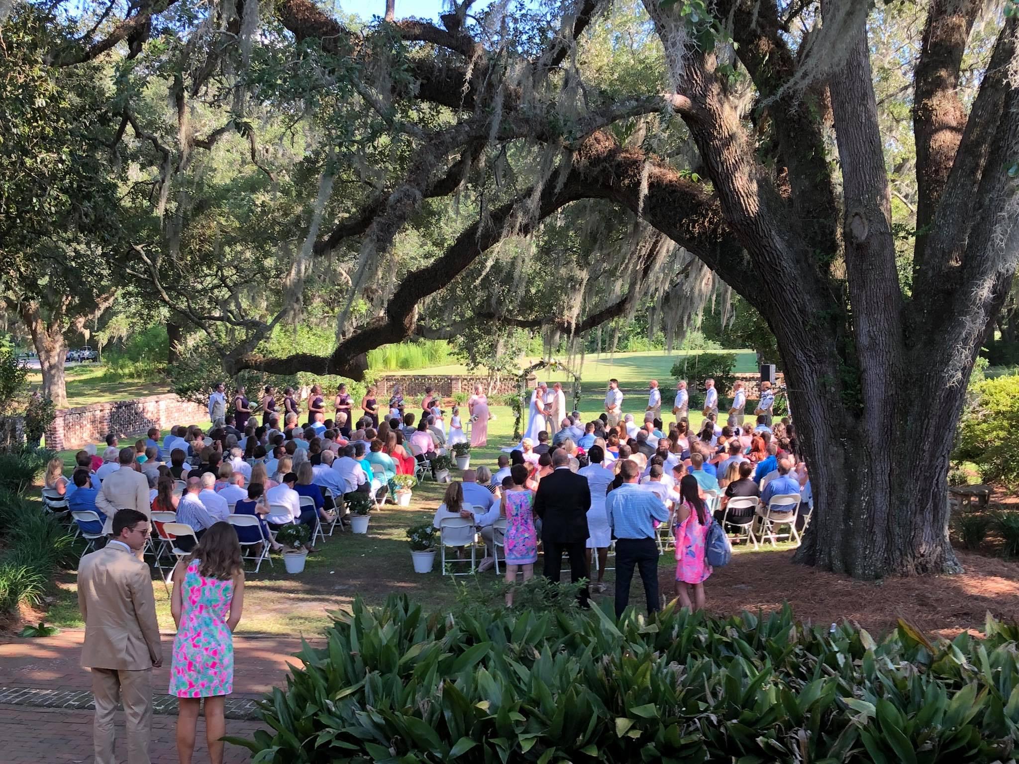 Wedgefield Country Club - Wedding Ceremony