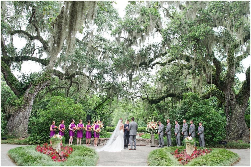 Pawleys Island Wedding Venue - Brookgreen Gardens