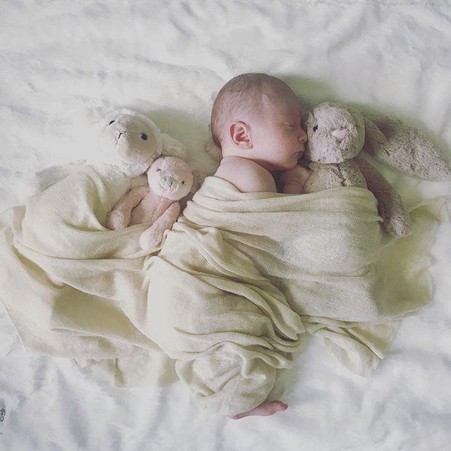 Sometimes you just need some snuggle time. 🎀💗. @annaldurant @norwooddurant #newborn #carmenashphotography
