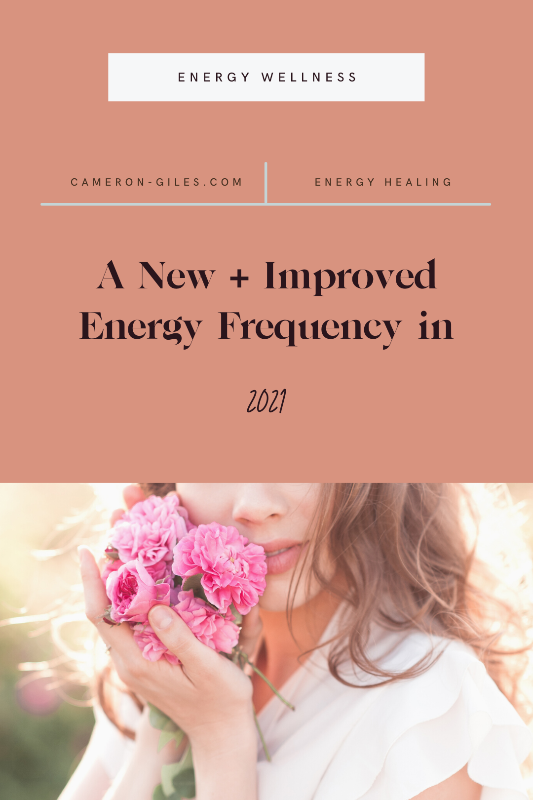 a new and improved energy frequency in 2021