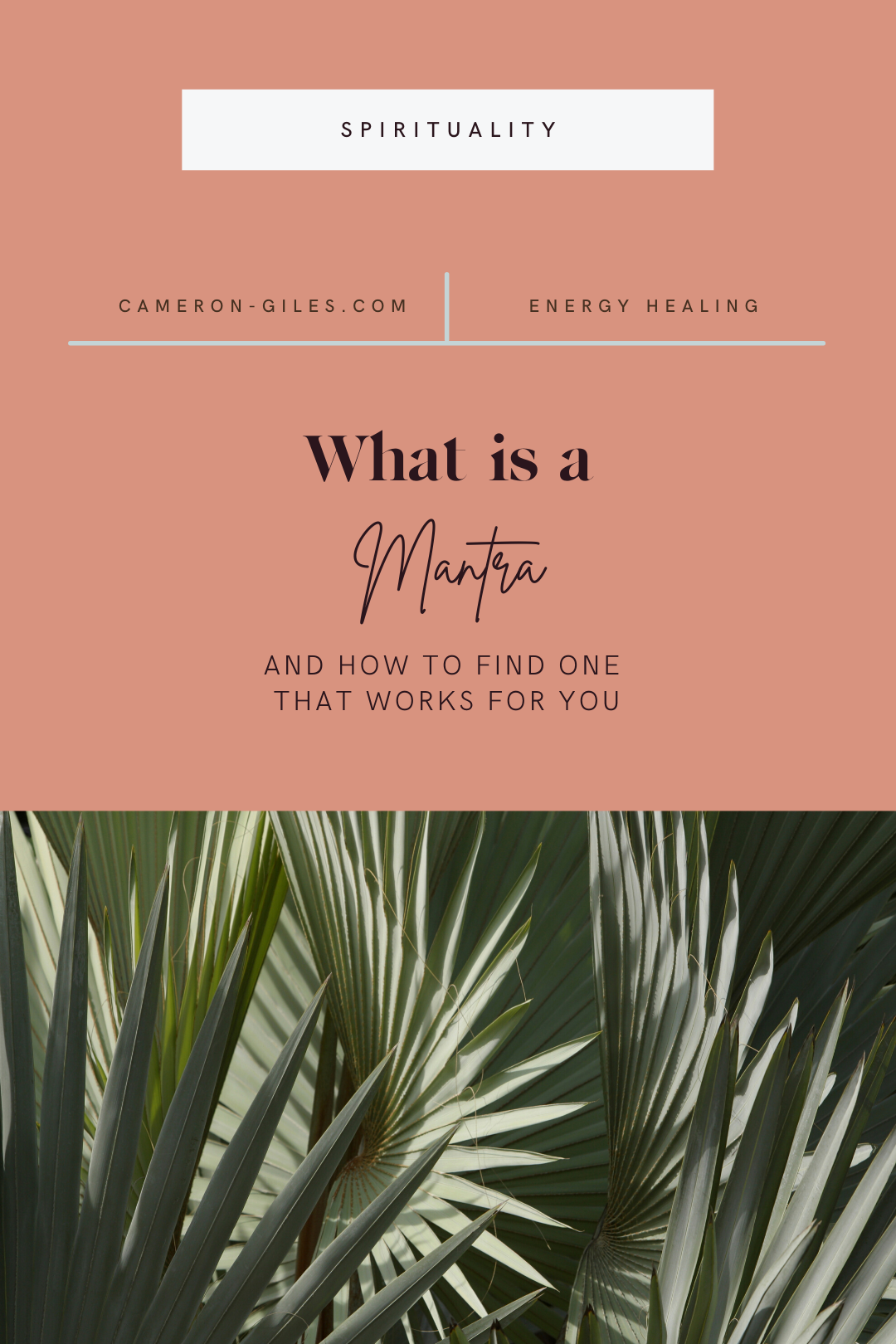 What is a mantra and how to find one that works for you