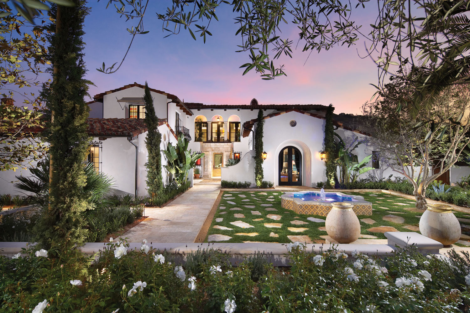 Contemporary-Spanish-Revival-Front-Exterior-Facade-Fountain-Corbin-Reeves.jpg