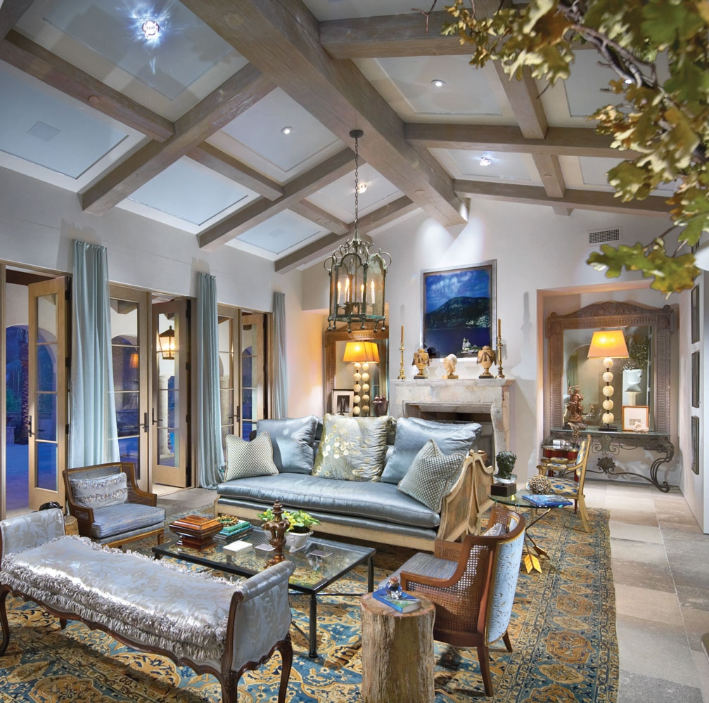 Living-Room-Beamed-Vaulted-Ceiling-Washed-Wood-Stone-Floor-Corbin-Reeves.jpg