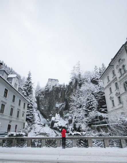 """""""Why You Need to See This Alpine Town Filled With Abandoned Hotels."""" - How Far From Home for Huffington Post"""