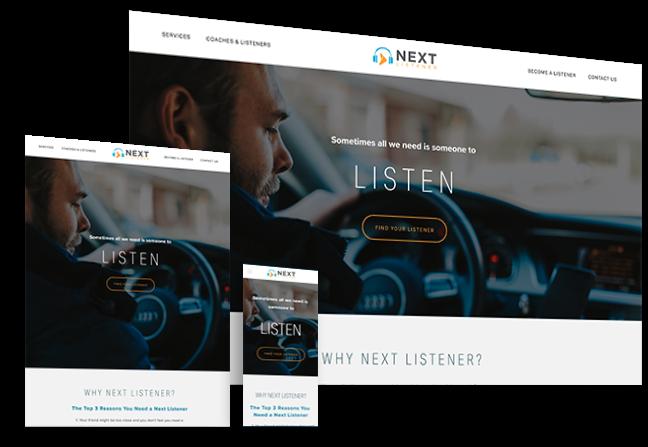 nextlistener.com