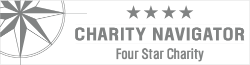 A Four Star Charity, rated by Charity Navigator