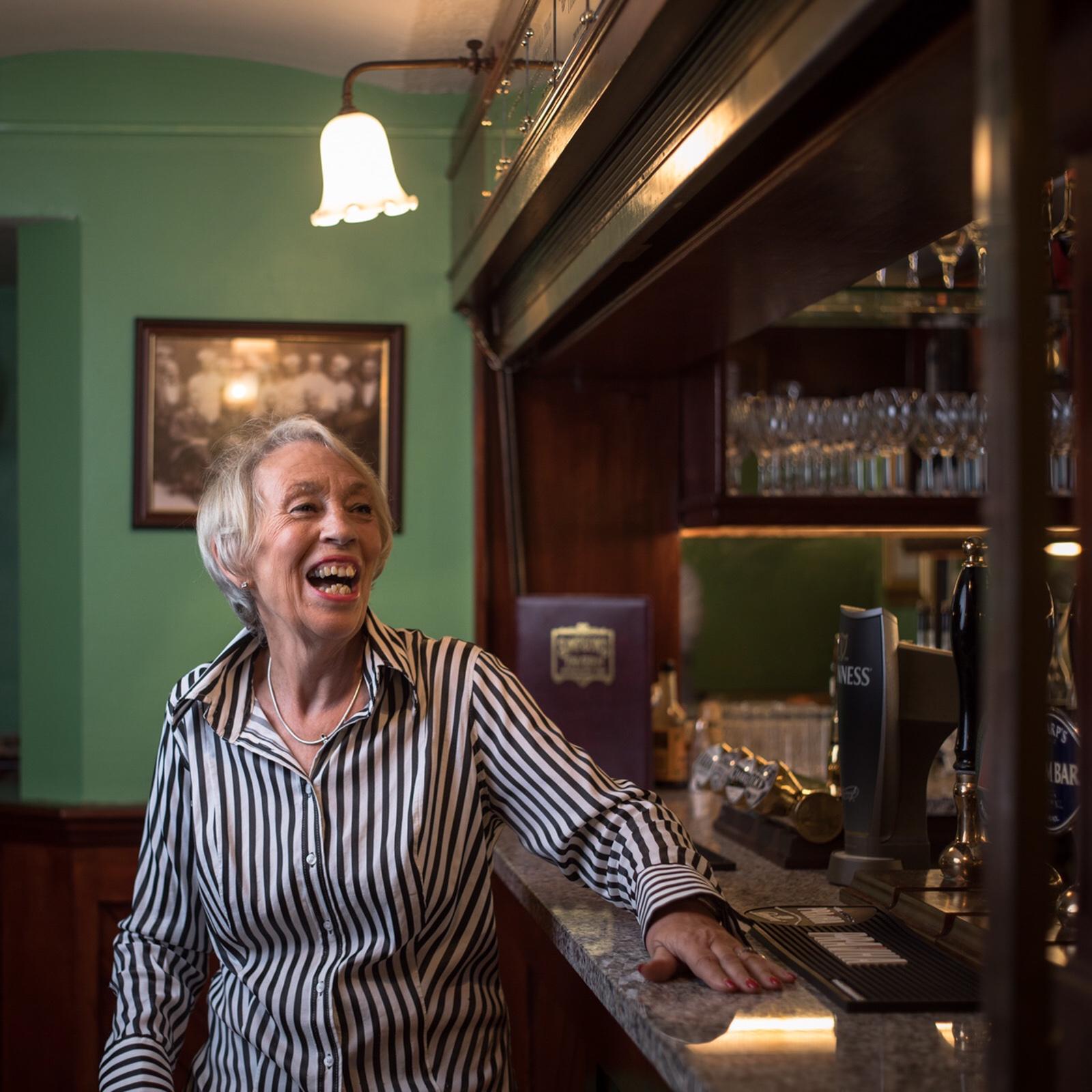 Simpson's Tavern shoot