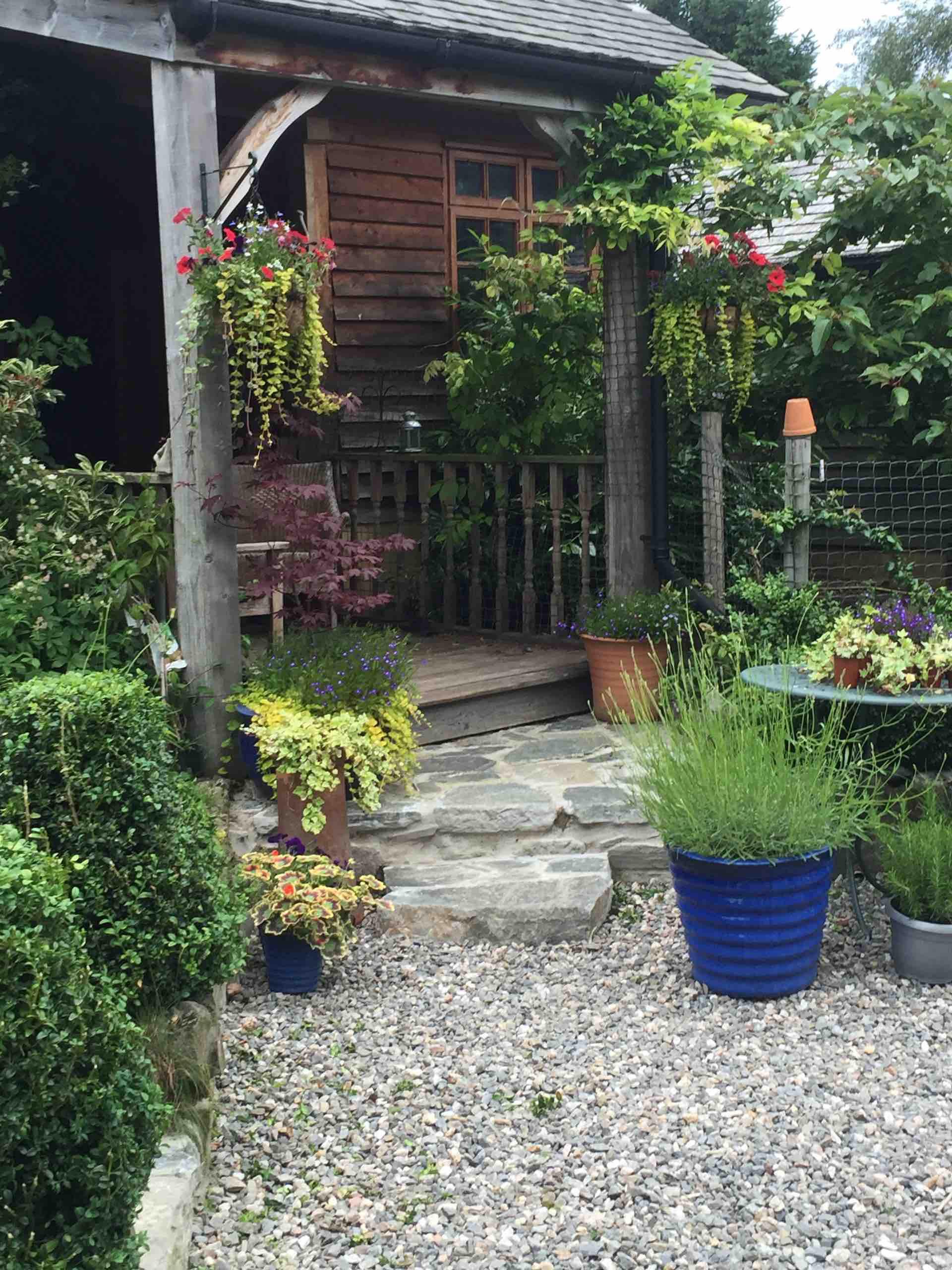 Garden maintenance Scottish Highlands