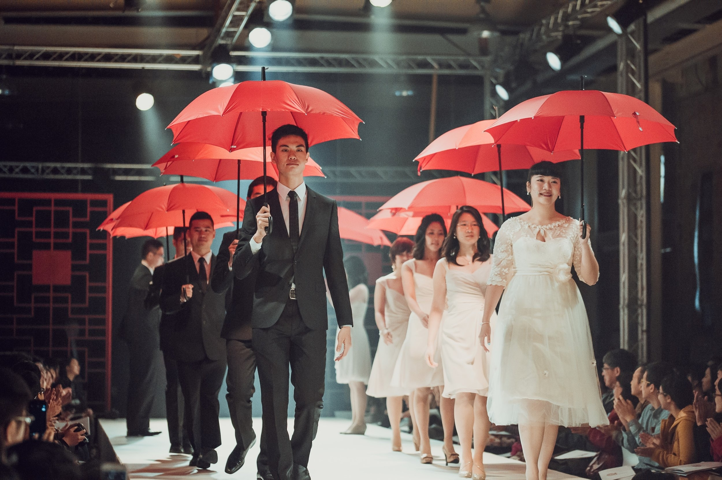 囍 - 2016 Jan in Huashan 1914 Creative Park The merriment of marriage: wedding theatre