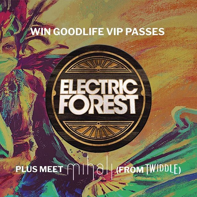 Win VIP Package to the Sold out Electric Forest! I've teamed up with @headcountorg and @electric_forest Forest to offer the ultimate giveaway! Donate to Enter and win a VIP Package take a golf cart ride around the festival with me!  LINK IN BIO #TheFutureIsVoting