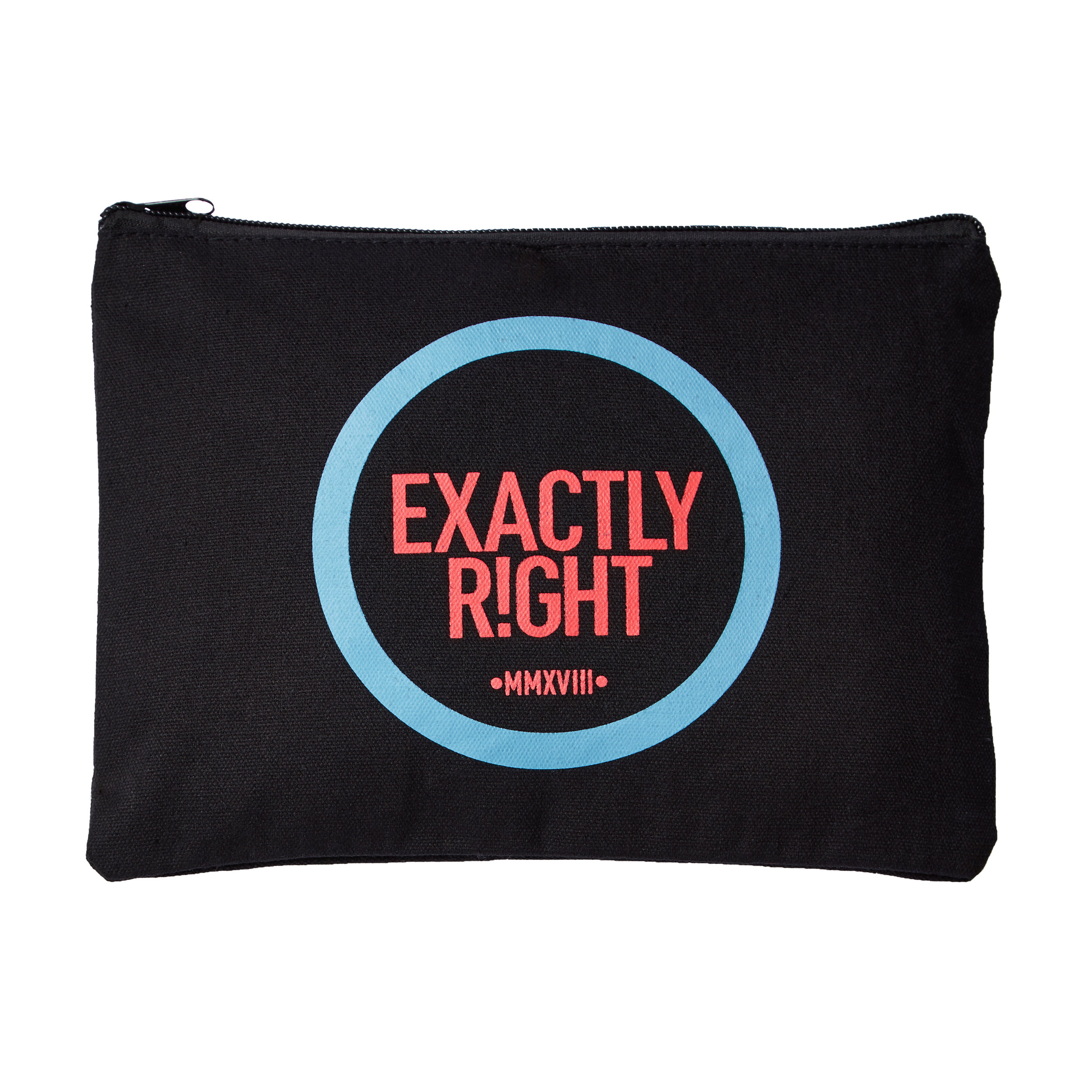 Exactly Right Pouch $15