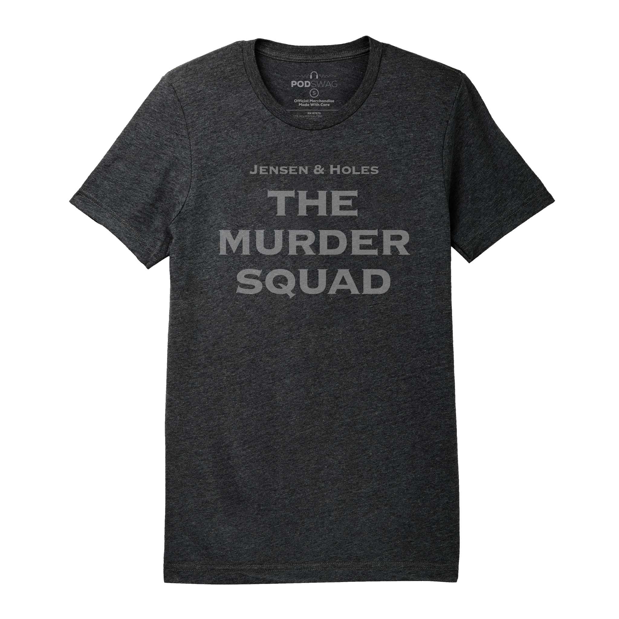 Jensen & Holes T-shirt $25
