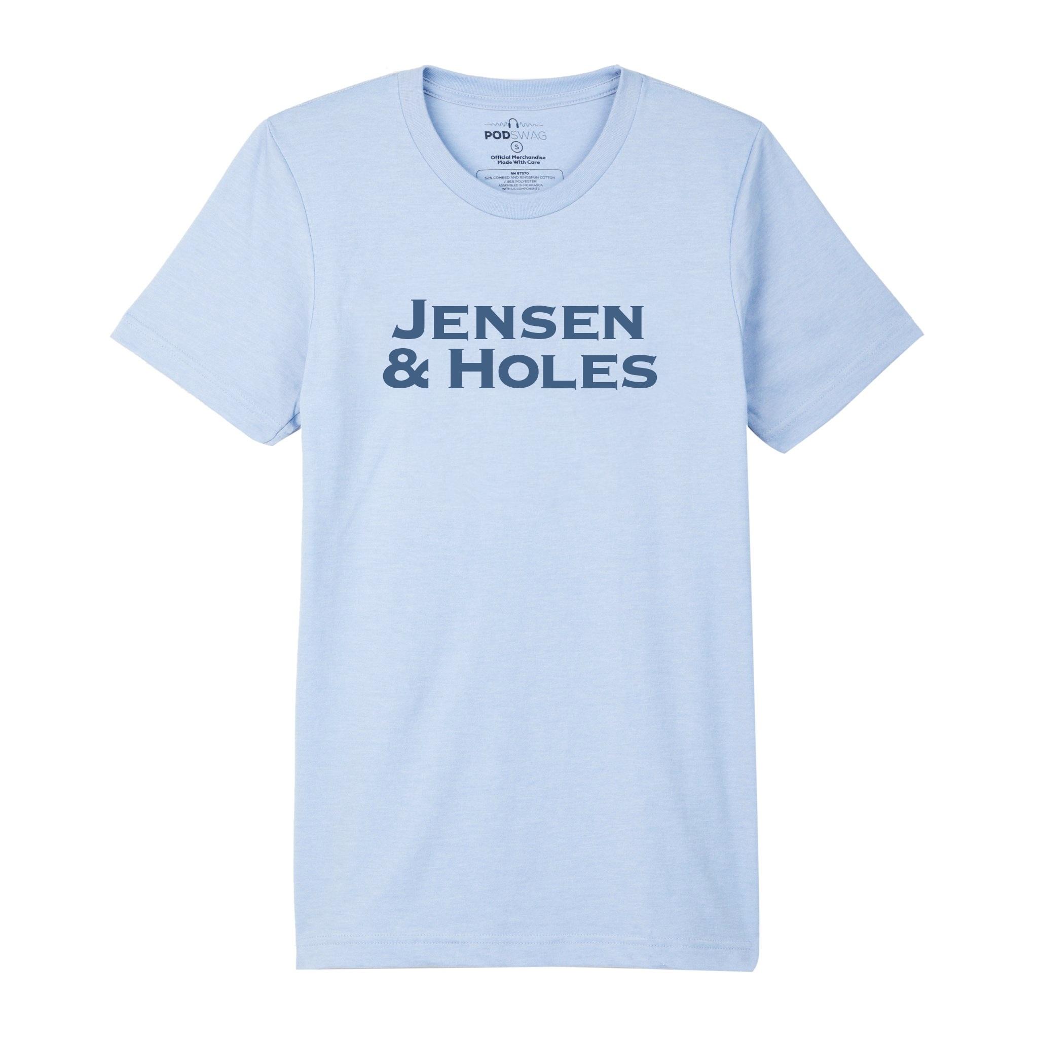 Jensen & Holes Surnames T-shirt $25