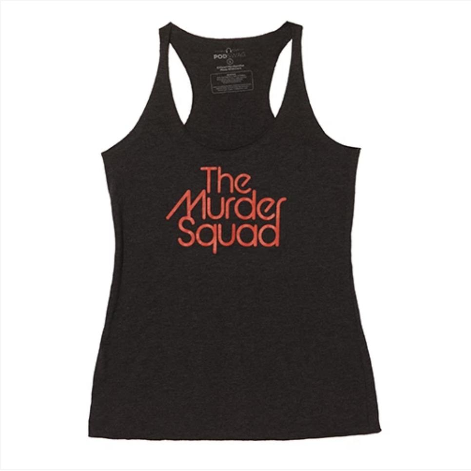 Jensen & Holes: The Murder Squad Classic Tank $22