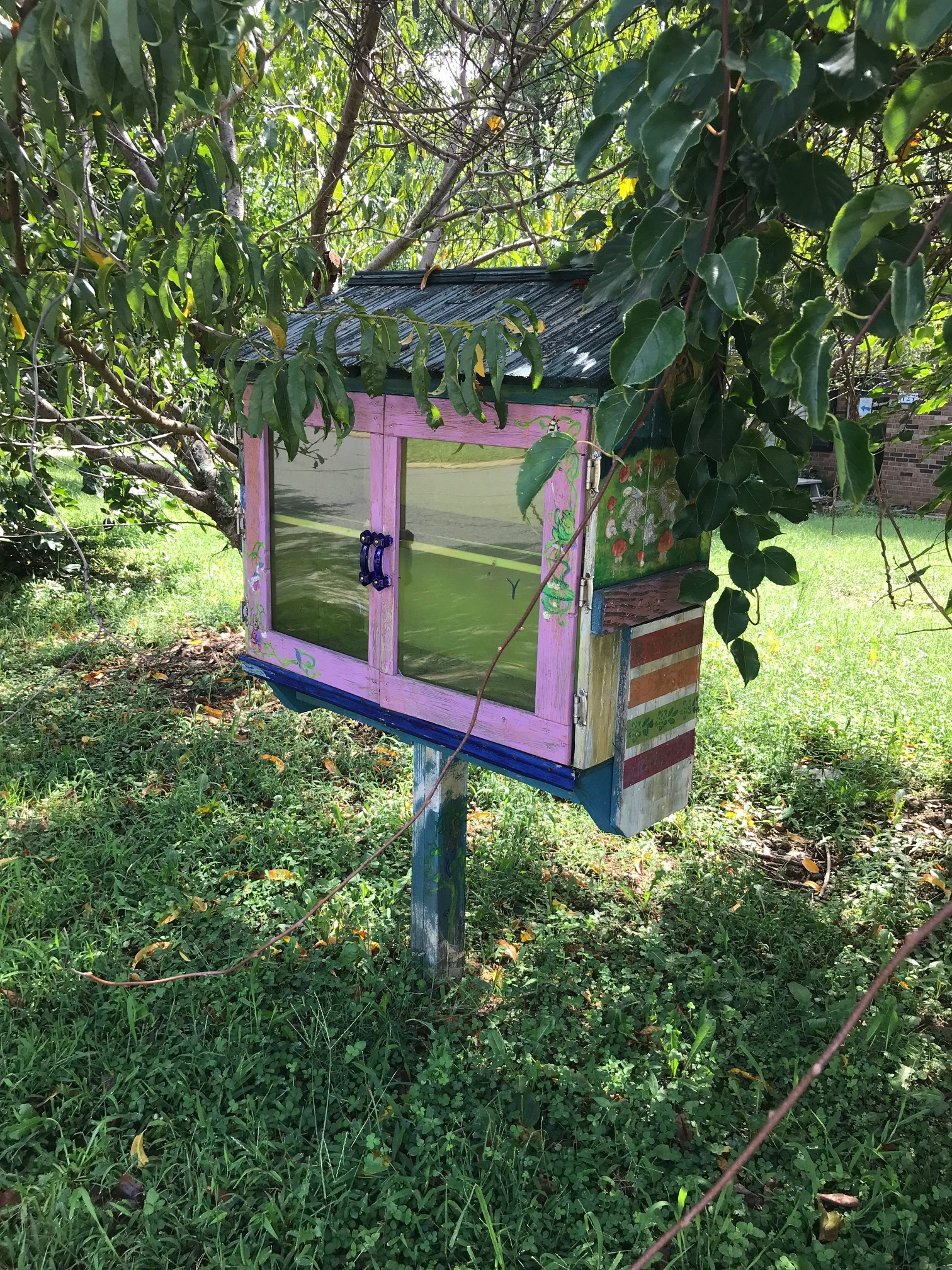 Little Free Library Stats - 3 out of 4 people report they've read a book they normally would not have read because of a Little Free Library73% of people say they've met new neighbors because of a Little Free Library92% of people say their neighborhood feels like a friendlier place because of a Little Free Library