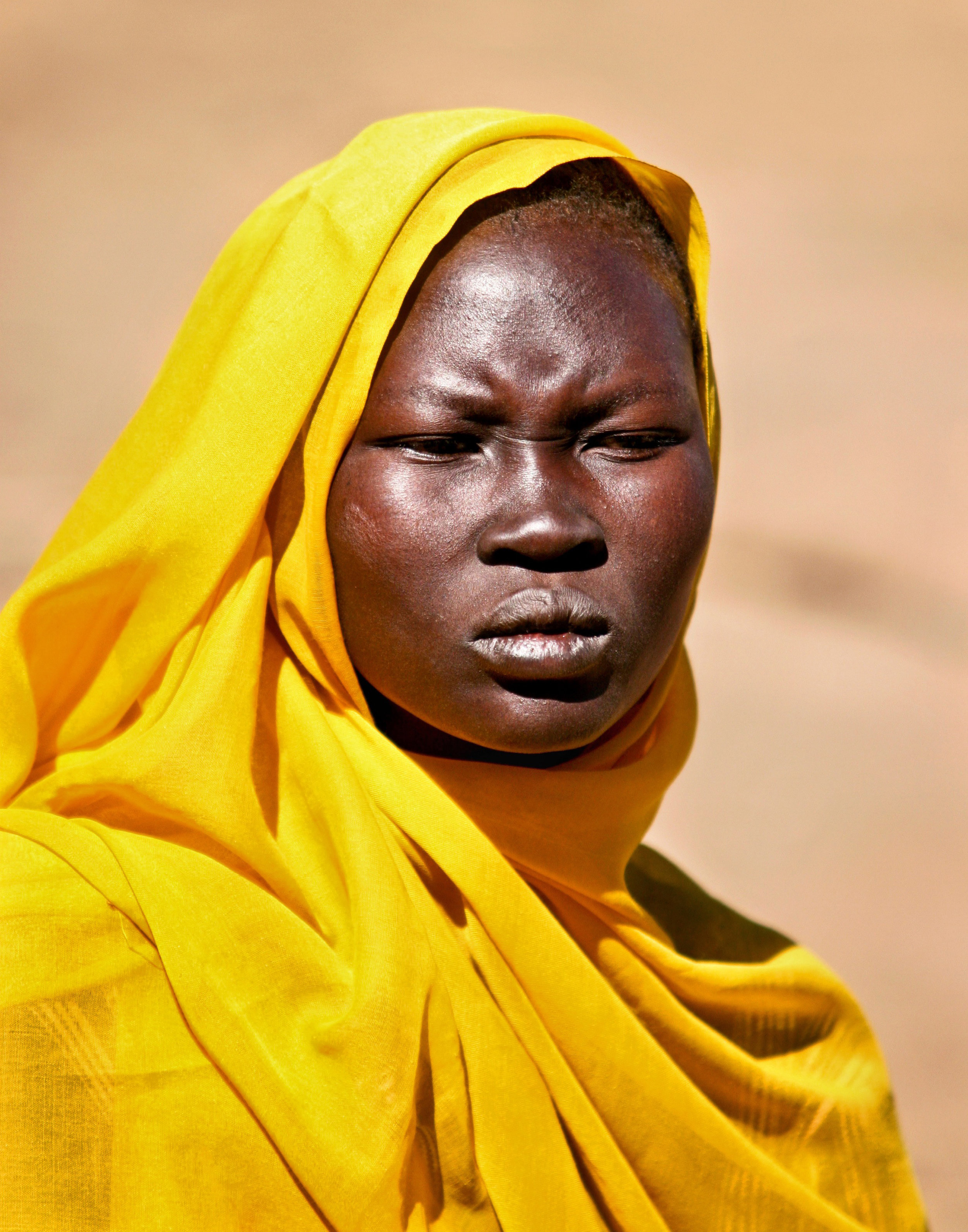 Woman in Sudan.  Photo courtesy Silent Images