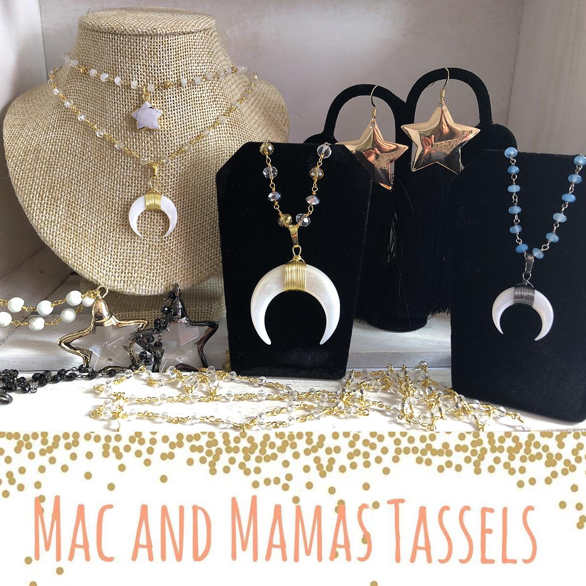 Mac and Mamas Tassels