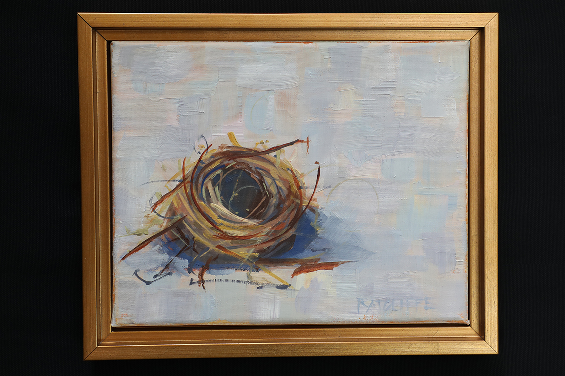 Love Nest by Patti RatcliffeOil on Canvas -