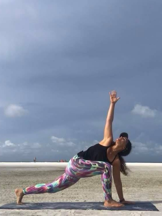 Stumptown Park: Elinor Edvi Miller will guide you through Vinyasa and deep stretch yoga Fridays at 9:30 a.m. on the stage in the park. 120 S Trade St, Matthews -