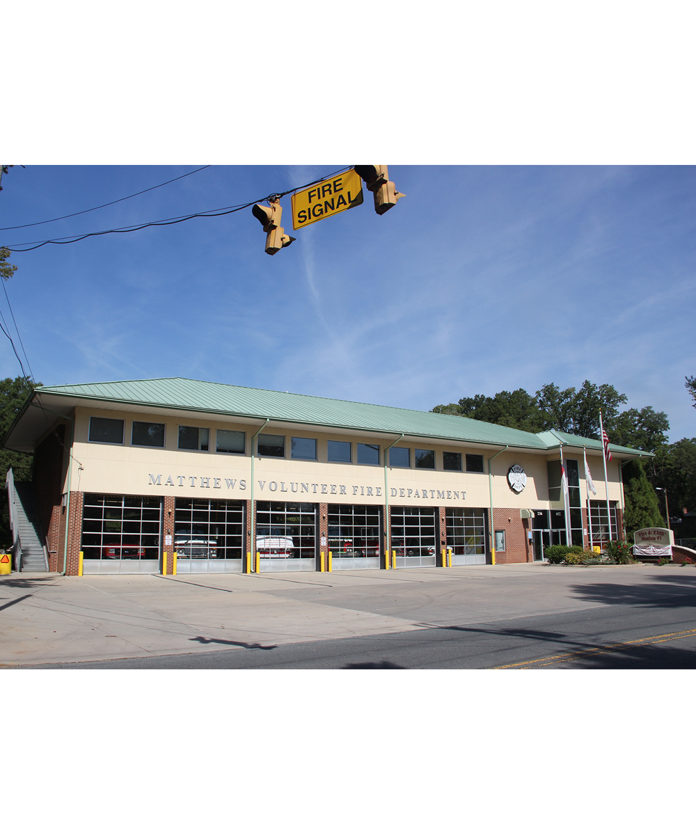 Matthews Fire Department: Certainly more demanding than the other volunteer roles, but volunteers for the fire department are essential for the safety of Matthews. -