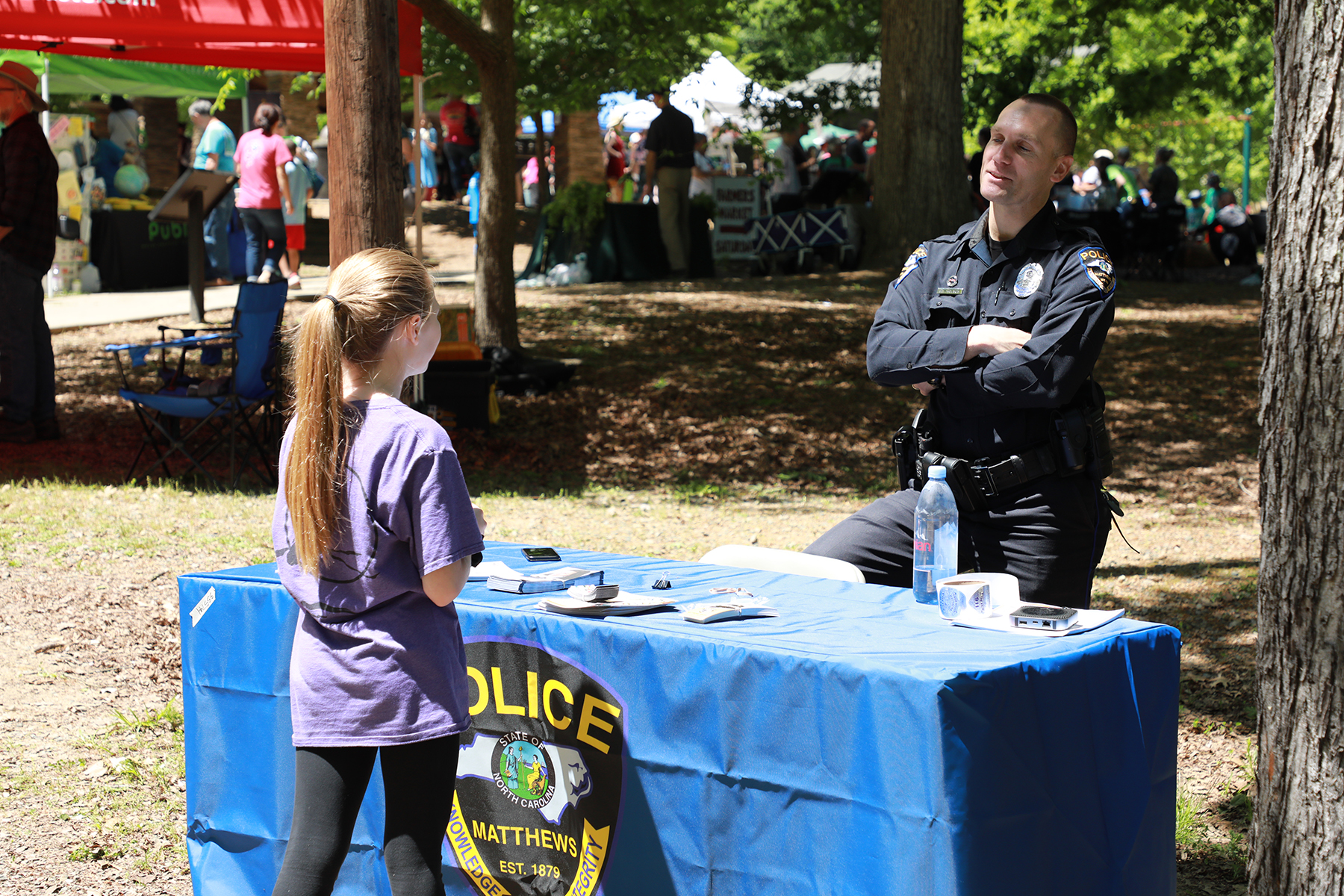 kids in nature squirrel lake matthews police.jpg