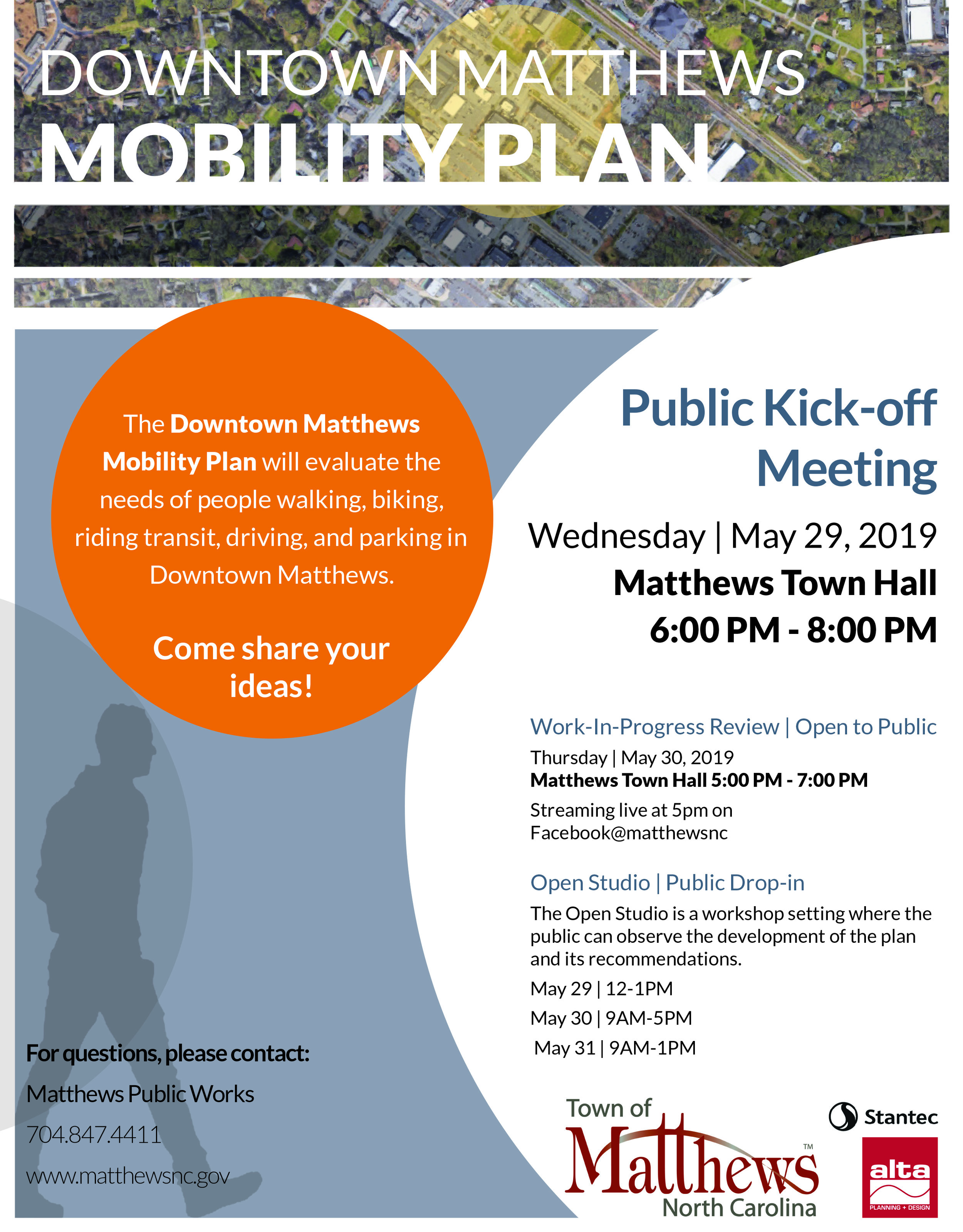 If you haven't made it to a Mobility meeting, there are still a few chances!