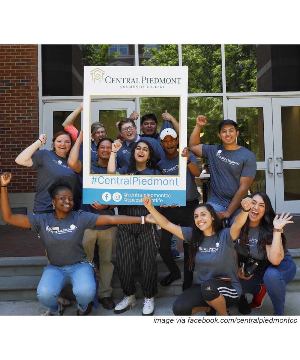 News Around Town: On the theme of continued learning, the Levine campus of CPCC (2800 Campus Ridge Rd, Matthews) is expanding their weekend course offerings, this fall. High-demand classes will be offered more frequently on weekday evenings, Fridays, and Saturdays to meet student need. -