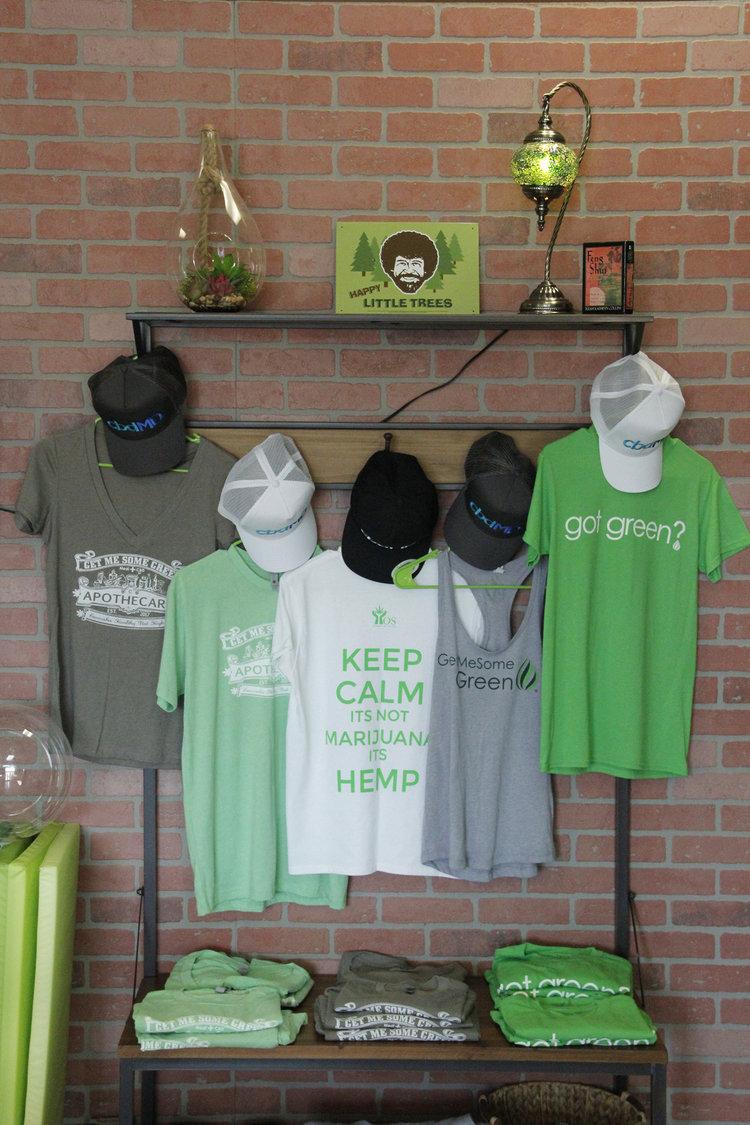 CBD: The Shop — The Matthews Beacon, LLC