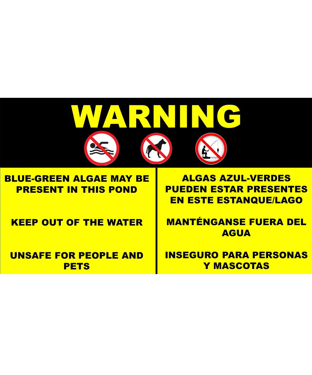 """News Around Town: We reported two weeks ago to be careful about algae; at the time, there were no confirmed instances in Matthews. Last week it was announced that the highly-toxic cyanobacterial algal bloom was detected in the Squirrel Lake pond. It is essential to observe the """"No Swimming"""" signs. Please keep pets out of the water. -"""