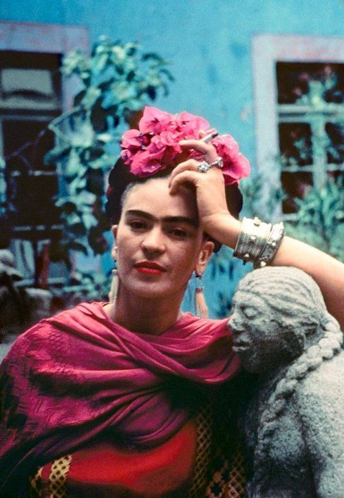 - Feet, what do I need you for when I have wings to fly?-Frida Kahlo