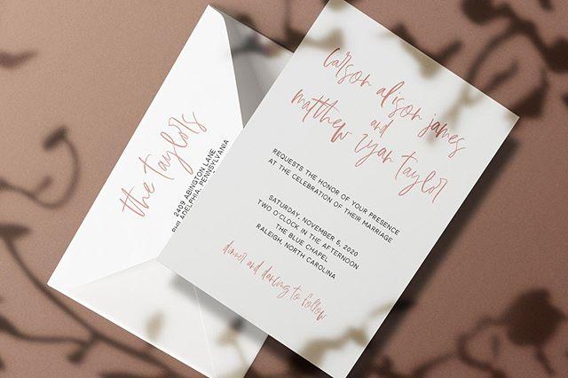 the carson collection✨ • • • • • • • • • • • • • • • • • • • #weddingphotographer #weddingphotographers #engaged #howheasked #thedailywedding #theknot #loveauthentic #weddingchicks #stylemepretty #creativeentrepreneur #justengaged #weddinginspo #wedding #thatsdarling #intimatewedding #couplesgoals #weddingwire #wedding #weddinginvitations #weddingstationery #invitations #invitationsuite #bride #groom #love #invites #bridetobe #etsy #etsyshop #etsyseller