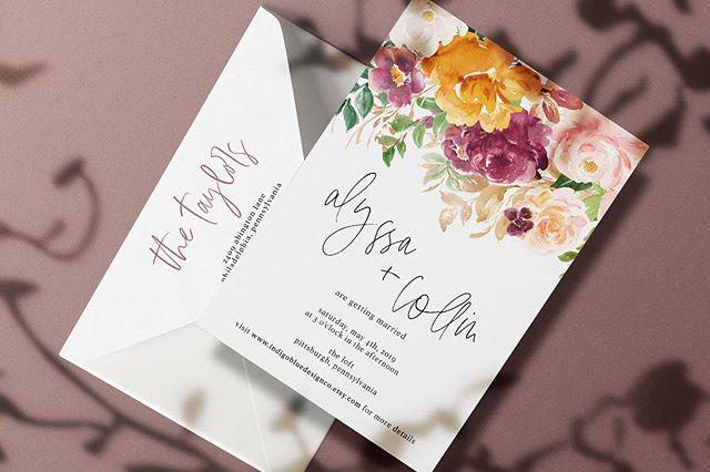 the alyssa collection🌷 • • • • • • • • • • • • • • #weddingphotographer #weddingphotographers #engaged #howheasked #thedailywedding #theknot #loveauthentic #weddingchicks #stylemepretty #creativeentrepreneur #justengaged #weddinginspo #wedding #thatsdarling #intimatewedding #couplesgoals #weddingwire #wedding #weddinginvitations #weddingstationery #invitations #invitationsuite #bride #groom #love #invites #bridetobe #etsy #etsyshop #etsyseller