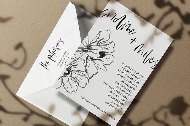 the blooming caroline collection🌸 • • • • • • • • • • • • • • • • #weddingphotographer #weddingphotographers #engaged #howheasked #thedailywedding #theknot #loveauthentic #weddingchicks #stylemepretty #creativeentrepreneur #justengaged #weddinginspo #wedding #thatsdarling #intimatewedding #couplesgoals #weddingwire #wedding #weddinginvitations #weddingstationery #invitations #invitationsuite #bride #groom #love #invites #bridetobe #etsy #etsyshop #etsyseller