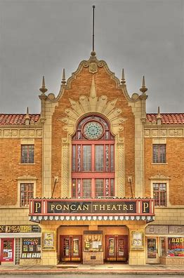 The Historic Poncan Theater
