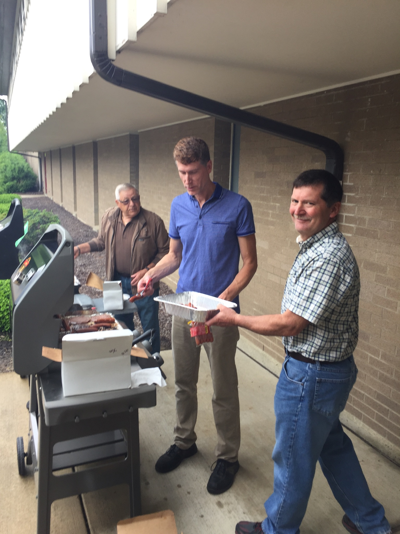 2019 picnic Grill Masters.