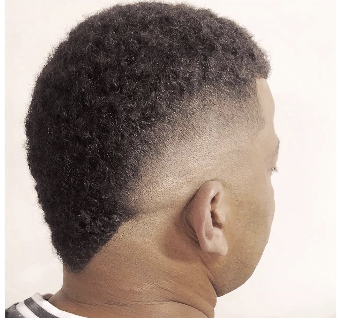 - Andrews sharp line ups and precise beard work is noticed from coast to coast