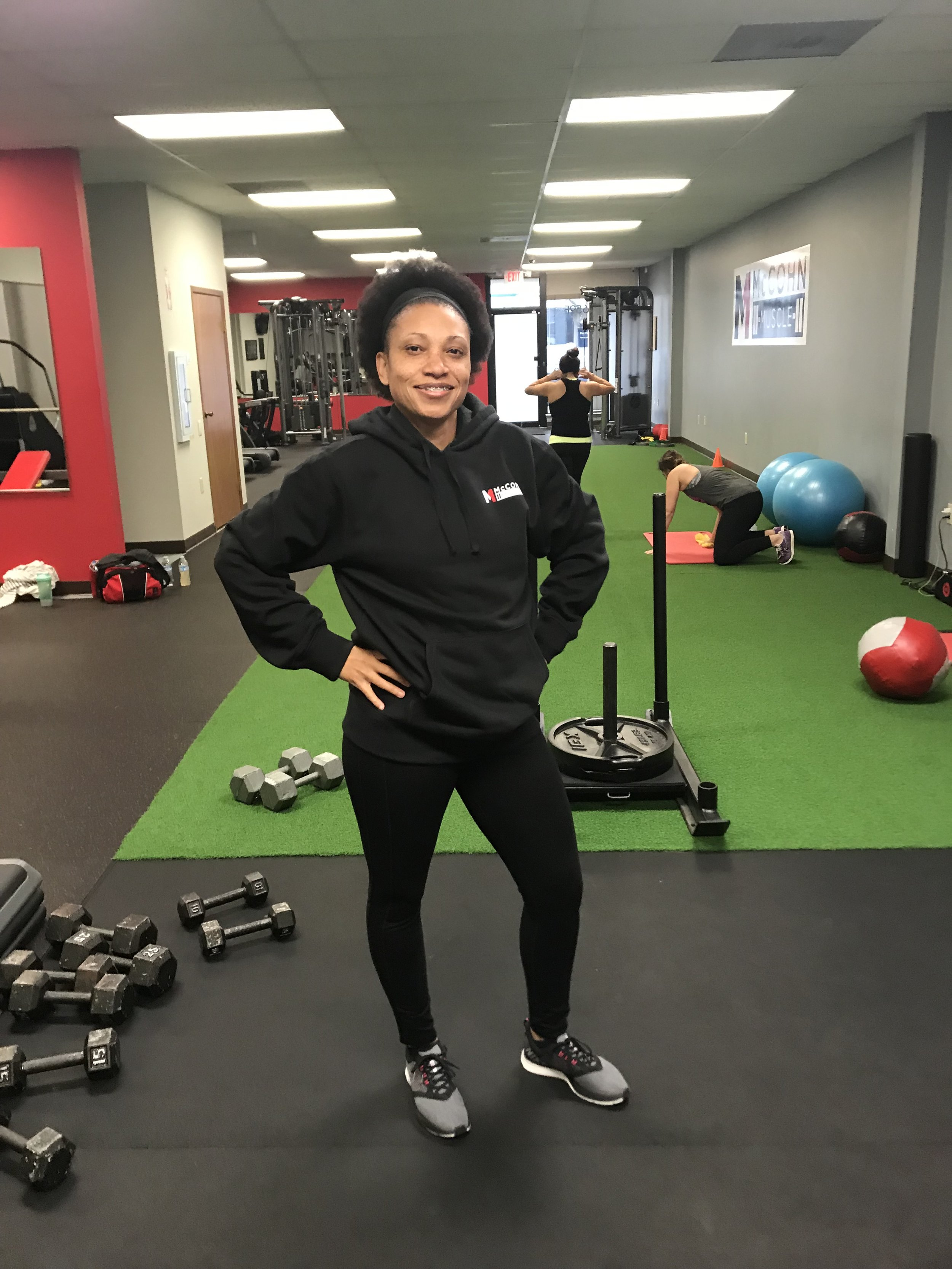 Our Client of the Month for February 2019 is Shamara Page.