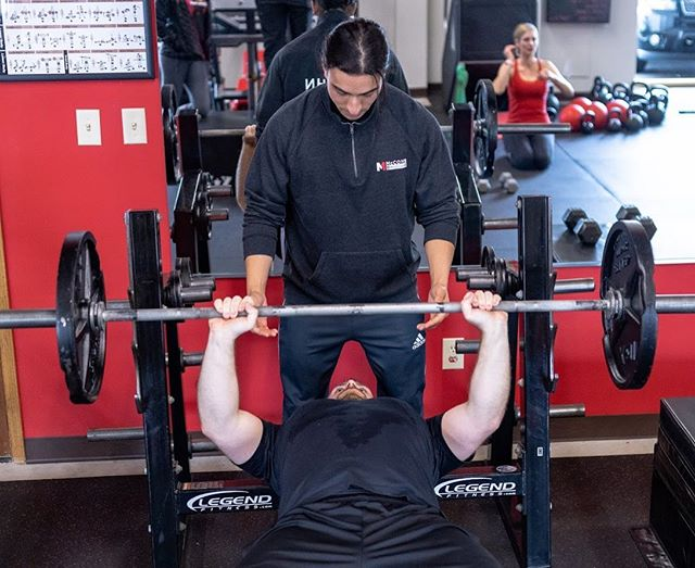 Quentin McCohn is the owner and one of the fitness trainers at McCohn Muscle in Worthington, Ohio.