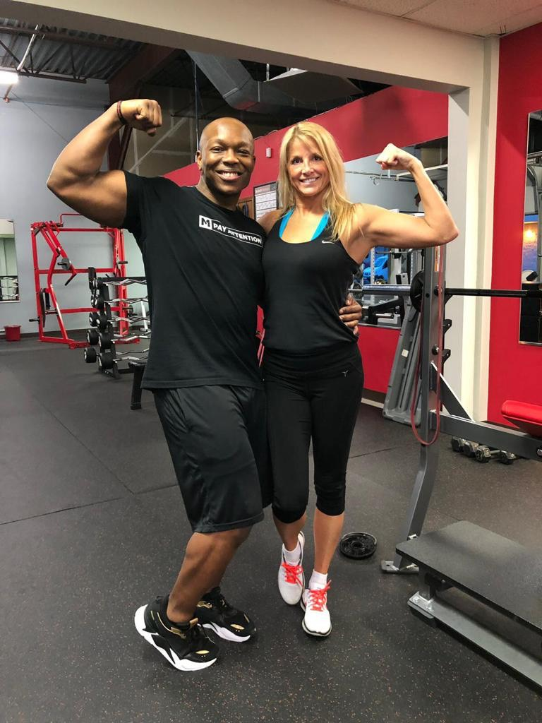 Melissa Kinsey Review of McCohn Muscle Gym in Westerville, Ohio