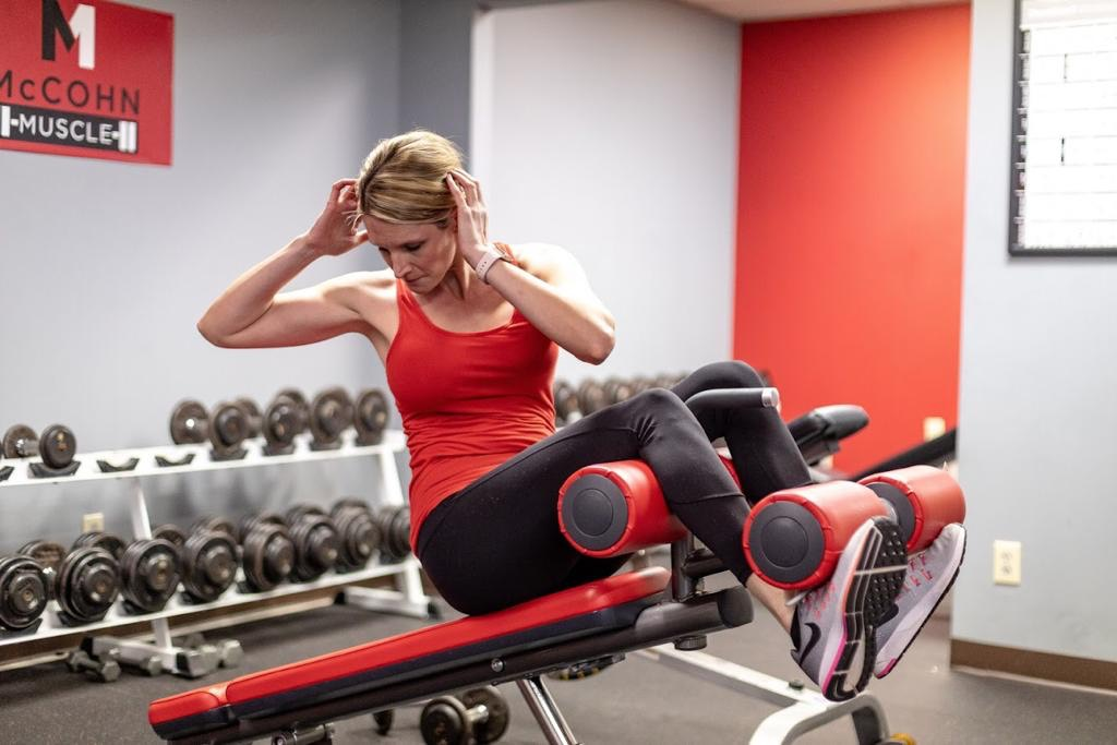 Jessica DeSalvo Review of McCohn Muscle Gym in Westerville, Ohio