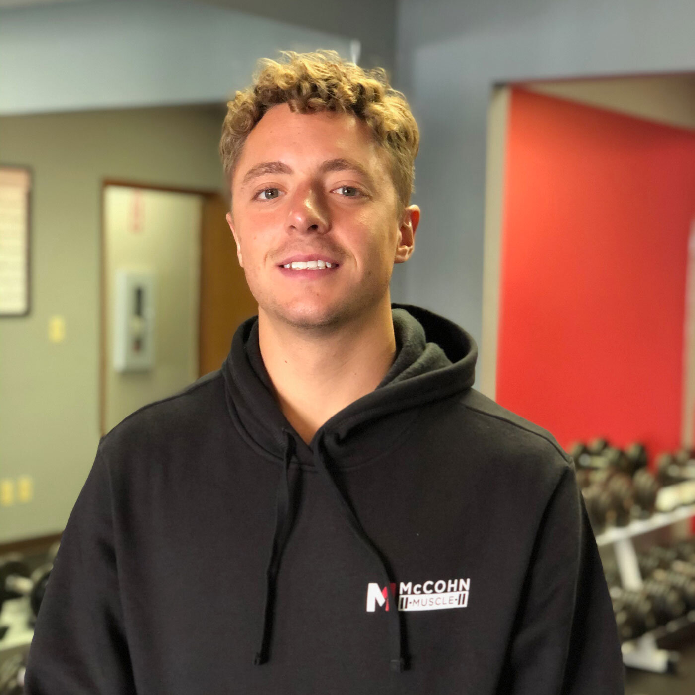Matt Waters is a personal trainer at McCohn Muscle in Worthington, Ohio.