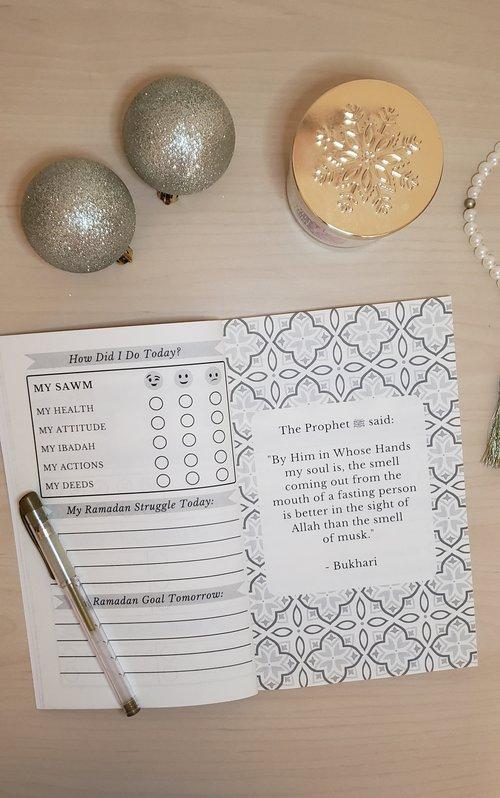 Ramadan Journal For Muslimas, Moms, and Teens! — Muslimommy