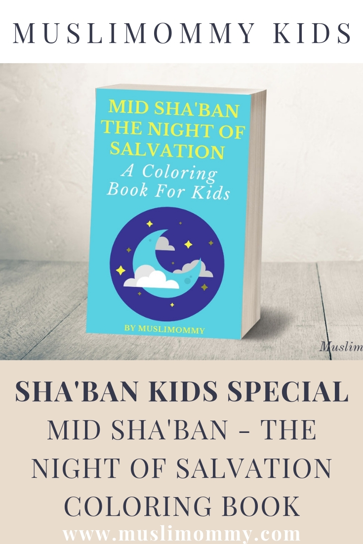Mid Shaban For Kids