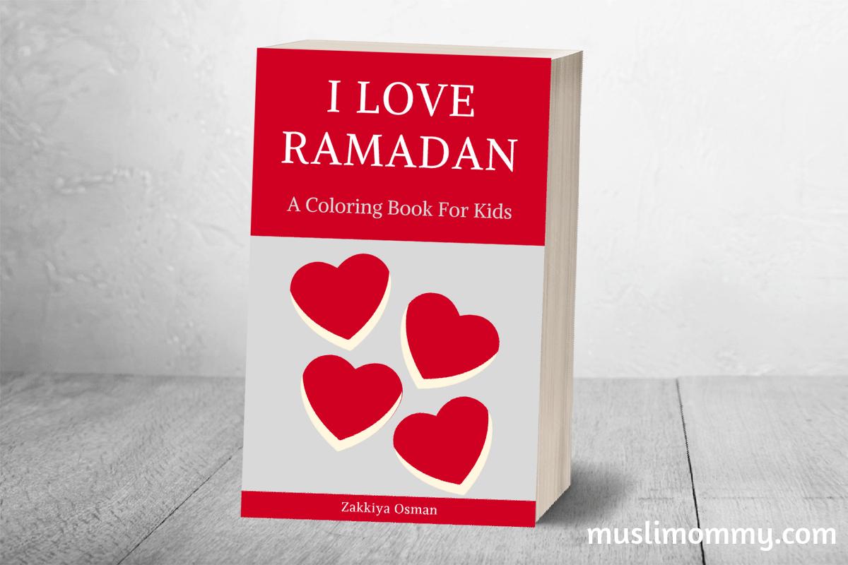 I Love Ramadan Book