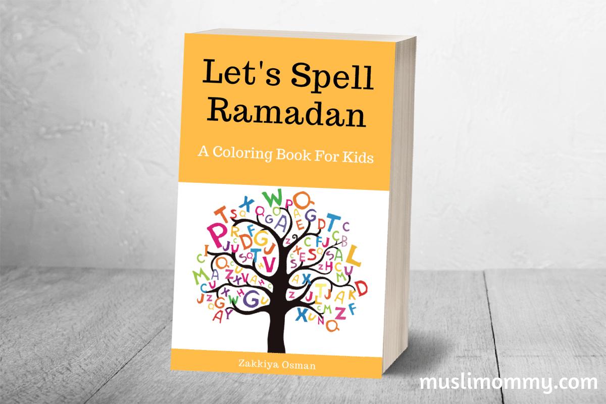 Let's Spell Ramadan