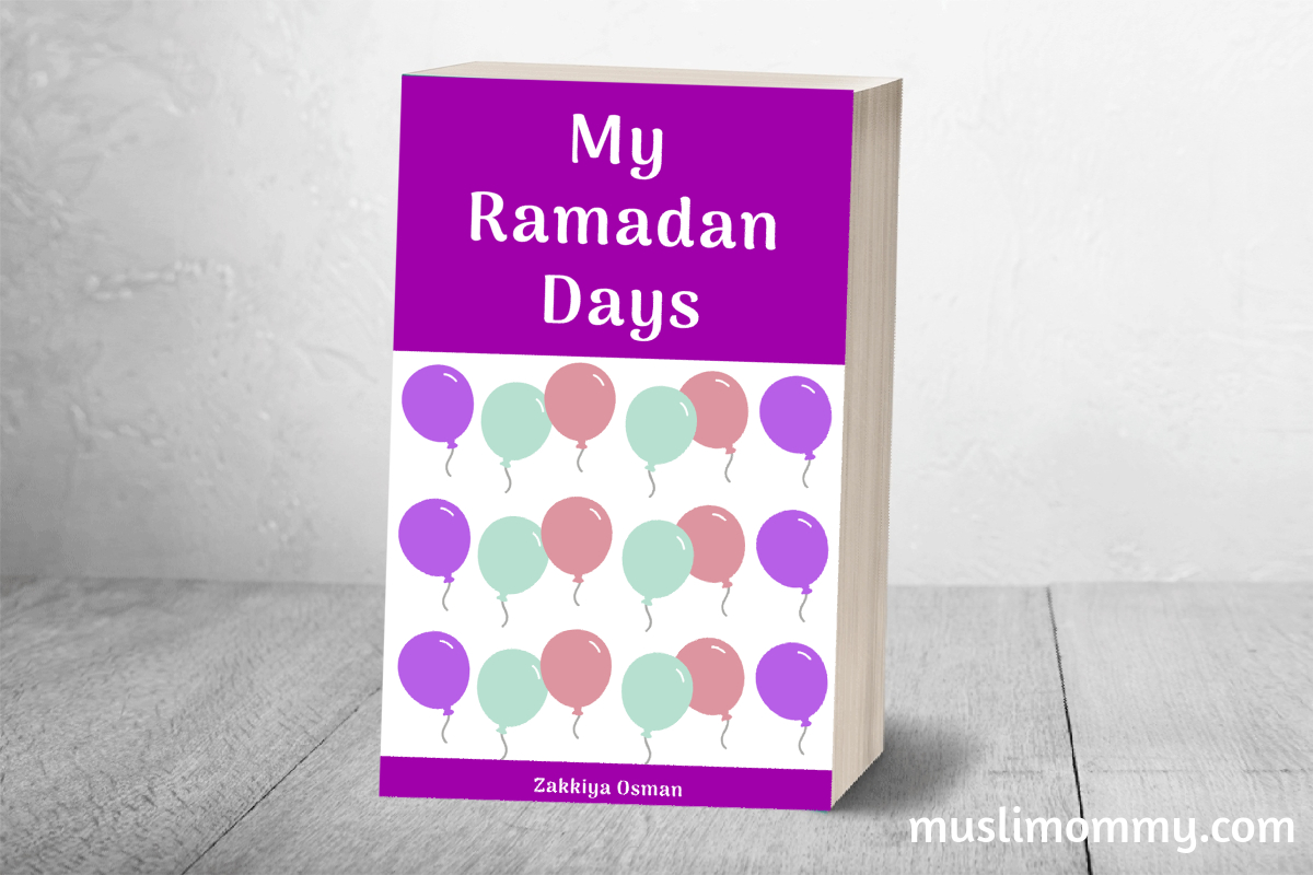 Ramadan Days Printable