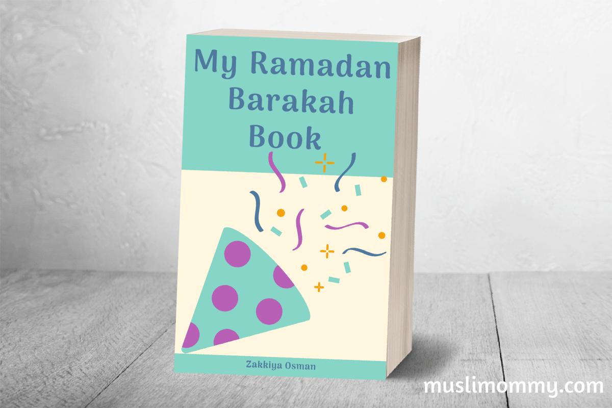 My Ramadan Barakah Book