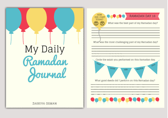My-Ramadan-Daily-Journal